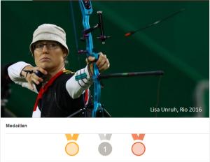 Lisa Unruh Rio2016